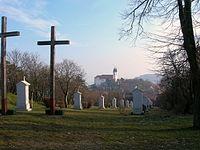 Tihany basilica calvary.jpg