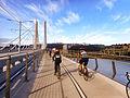 Tilikum Crossing - bicycles 4.jpg