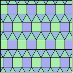 Tiling Semiregular 3-3-3-4-4 Elongated Triangular.svg