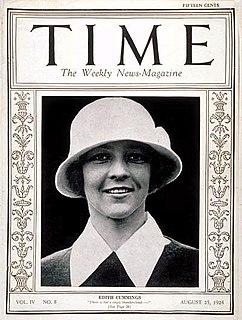 Edith Cummings Amateur golfer