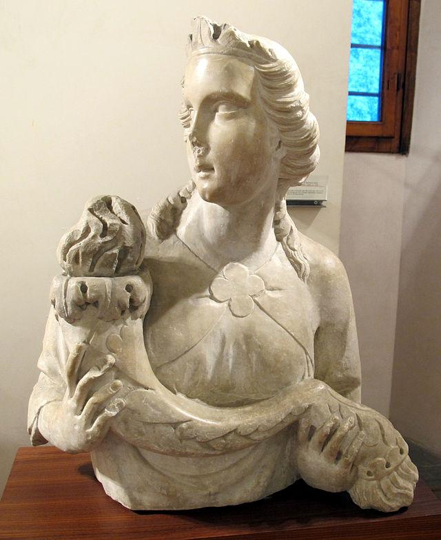 Sibilla (Tino di Camaino) - Wikiwand