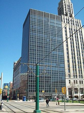 10 Lafayette Square - 10 Lafayette Square (left)