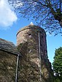 Tiverton , Tiverton Castle Turret - geograph.org.uk - 1272099.jpg