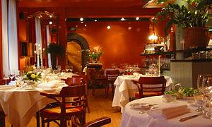 Toine Hermsen (restaurant) - Interior