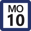 Tokyo Monorail MO-10 station number.png