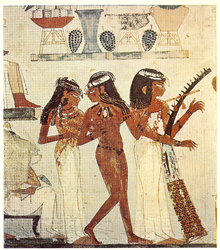 Tomb of Nakht - three musicians 600dpi.png