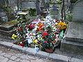 Tombe funéraire de Mano Solo, 26 Janvier 2010.jpg