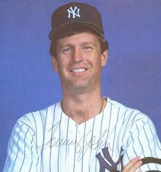 Tommy John - John in 1981