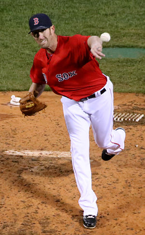 Tommy Layne - Layne pitching for the Red Sox in 2015