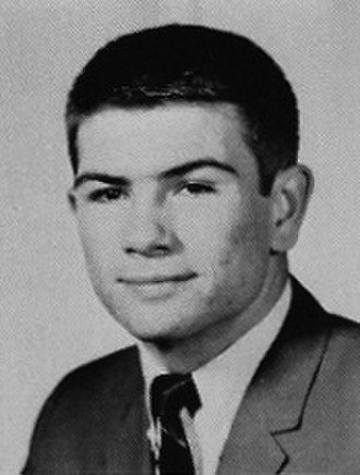 Tommy Lee Jones - Jones as a junior in high school, 1964