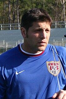 Tony Meola American soccer player