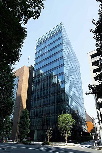 Oki Electric Industry - Headquarters in Toranomon First Garden