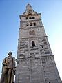 Torre Ghirlandina di Modena dal basso 2.jpg
