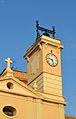 Torre del rellotge de l'església de l'Assumpció, Benimaclet.JPG
