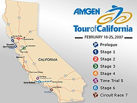 Tour de Californie 2007
