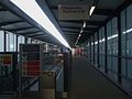 Tower Gateway DLR stn departure platform look east.JPG