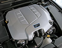 3ur fbe engine