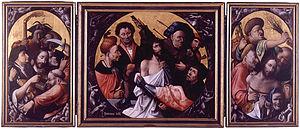 Passio Triptych