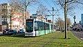 Tram 2050 op lijn 8 Rotterdam Oostkousdijk (31047026610).jpg