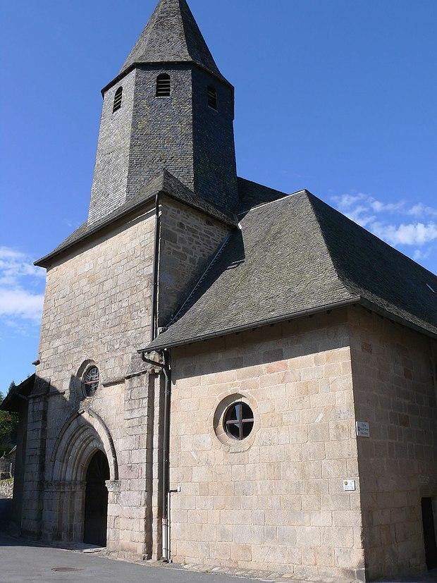 Monument historique à Treignac