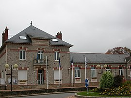 The town hall in Treillières