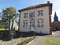Tremblois-lès-Rocroi (Ardennes) mairie.JPG