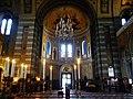 Trieste Tempio serbo-ortodosse della Santissima Trinità e di San Spiridone Innen Abside Süd 1.jpg