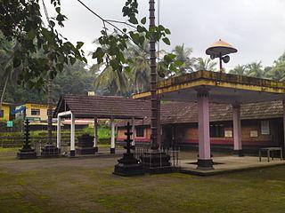 Kadachira Sri Thrikkapalam Siva Temple Hindu temple in Kerala, India