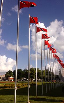 Flag of Trinidad and Tobago - Wikipedia