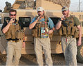 Troops Enjoying Cigars.jpg