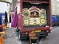 """Truck mounted organ """"Little Hussar"""", Teignmouth, 21 April 2012.jpg"""