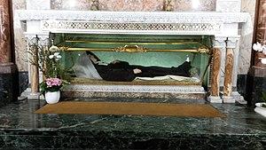 Rafaela Porras Ayllón - Tomb.