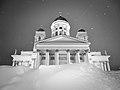 Tuomiokirkko lumessa - Marit Henriksson.jpg