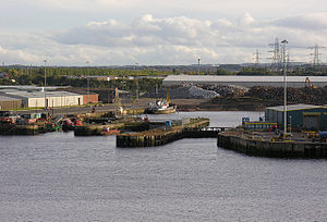 Tyne Dock - Image: Tyne Dock South Shields