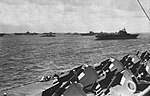 U.S. Fast Carrier Task Force anchored at Ulithi Atoll in early February 1945.jpg