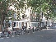 The University of London Union building