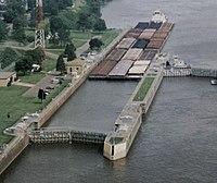 Lock (water navigation)