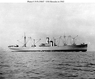 Type C3-class ship - Image: USS Hercules