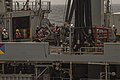 USS Arlington (LPD-24) refuels in the Atlantic Ocean 150311-M-TG562-033.jpg