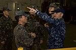 USS Bonhomme Richard (LHD 6) USS Ashland Departs 170223-N-RU971-052.jpg