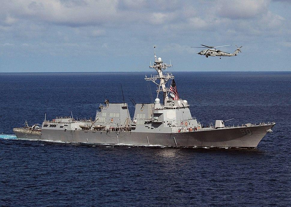 USS Chafee DDG90