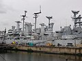 USS Des Moines (CA-134) laid up at Philadelphia, Pennsylvania (USA), on 11 June 2004.jpg