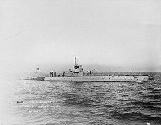 United States H-class submarine