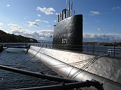 USS Nautilus (SSN-571) - Wikipedia, the free encyclopedia