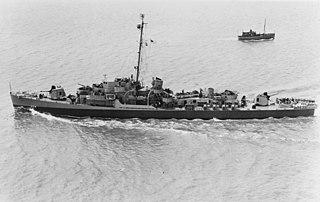 USS <i>Rudderow</i> (DE-224)