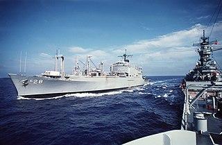 USS <i>Santa Barbara</i> (AE-28)
