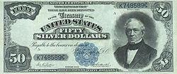 1891 Silberzertifikat