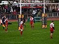 US Dax-Stade rochelais, Sport+, 2014-01-26.jpg