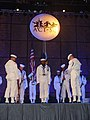 US Navy 070708-N-2888Q-002 The U.S. Navy Ceremonial Guard performs at the 2007 Academic, Cultural, Technological Scientific Olympics (ACT-SO).jpg