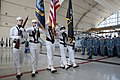 US Navy 100625-N-5330L-085 Sailors assigned to the color guard detail from Helicopter Anti-Submarine Squadron (HS) 10,.jpg